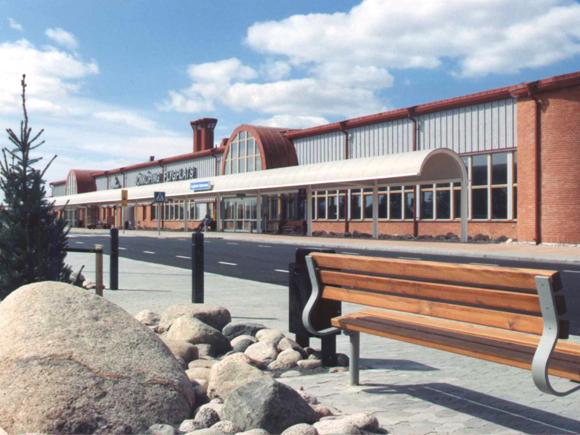 Axamo - Jönköpings flygplats