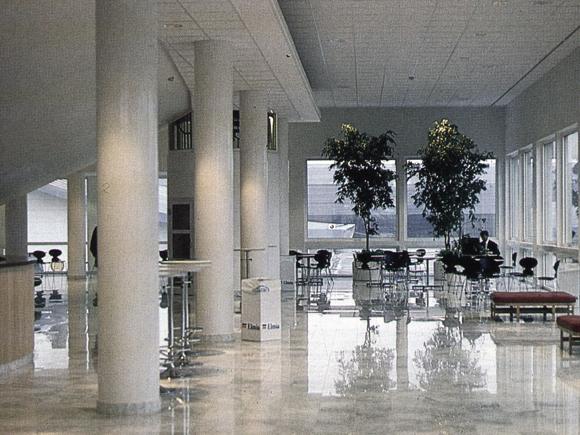 Elmia kongress i Jönköping - interiör
