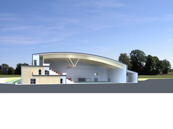 Oldsberg arena