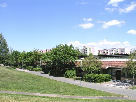 Stadsgårdsskolan i Råslätt